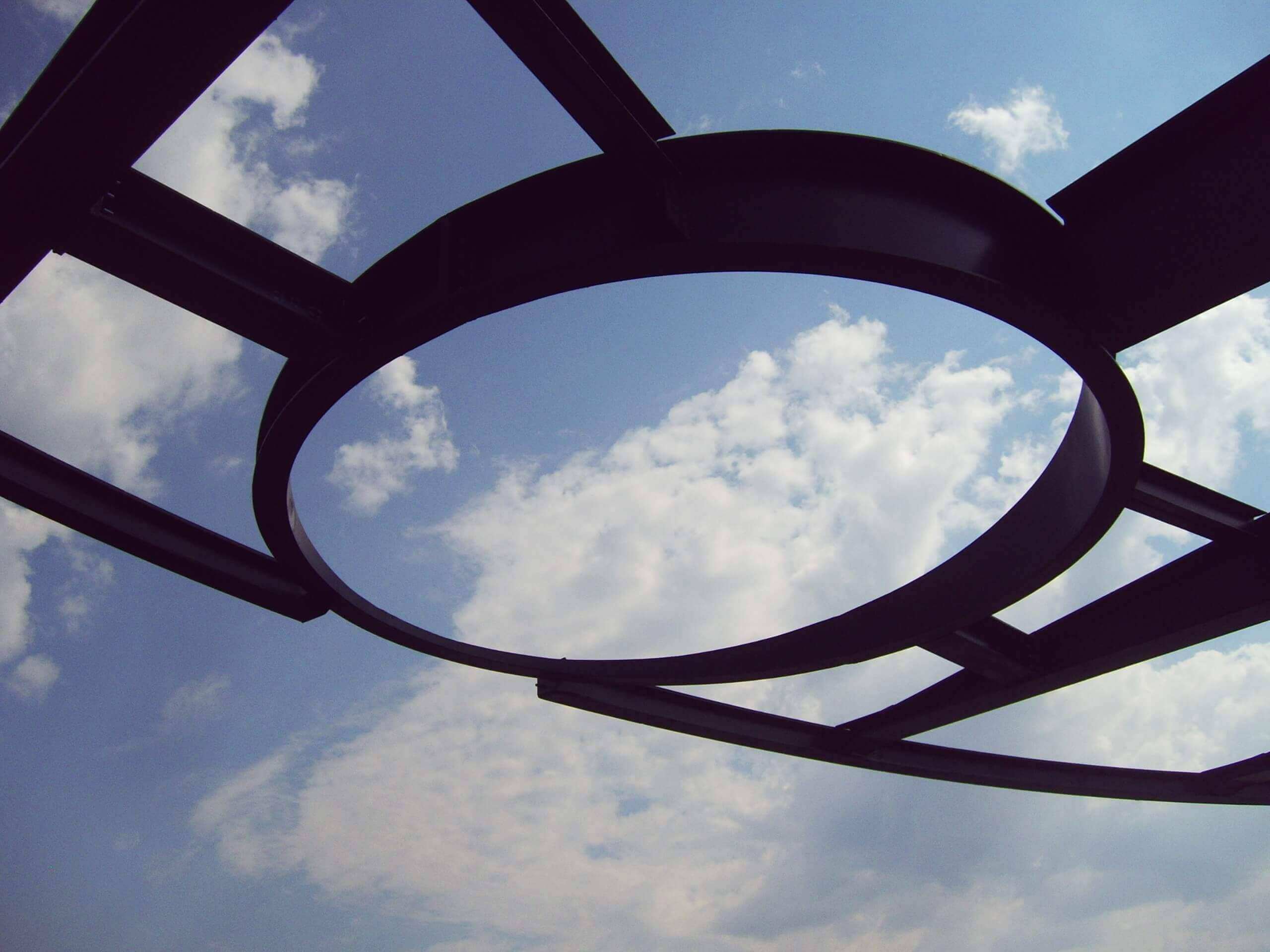 Metal Structures For Pavilions Construction Of Pavilions Europe